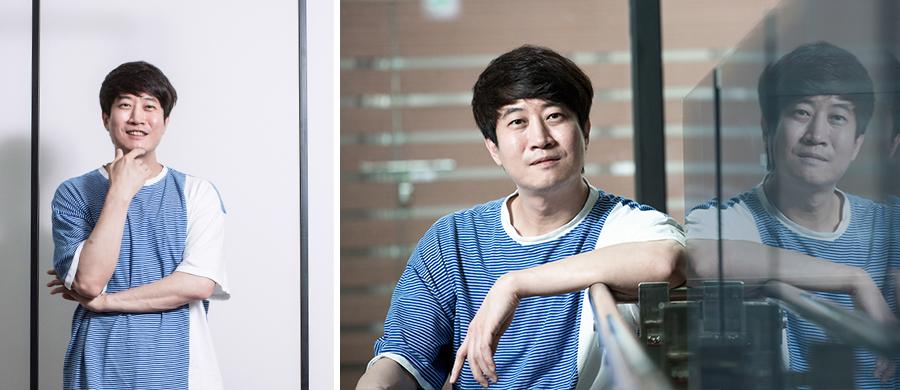올해 '컨템퍼러리S' 공연은 피지컬 모노드라마 다. 안무가 김설진, 연출가 민준호는 어떤 무대를 준비하고 있을까?