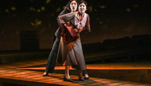 서울시극단의 기대작 은 세상의 부조리에 맞서 고달프지만 주체적인 삶을 선택한 나혜석의 인생을 입체적으로 조명한다.