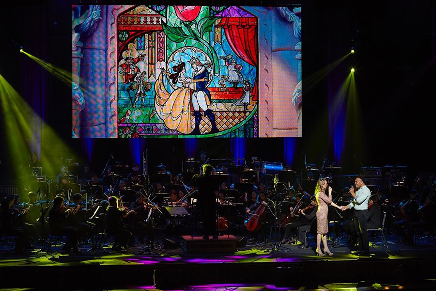 삶을 낭만적으로 만드는 디즈니 영화음악이 공연으로 찾아온다. 멋진 영상과 오케스트라 연주의 절묘한 만남을 선보일 .