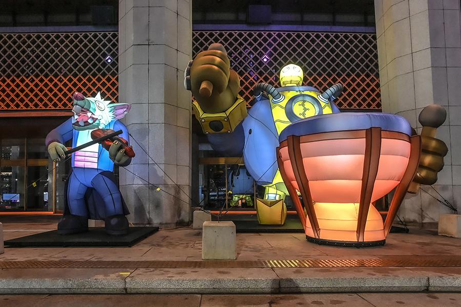 세계 최고의 게임 '리그 오브 레전드'의 웅장한 음악이 오케스트라 사운드로 세종문화회관 대극장에 울려 퍼진다.