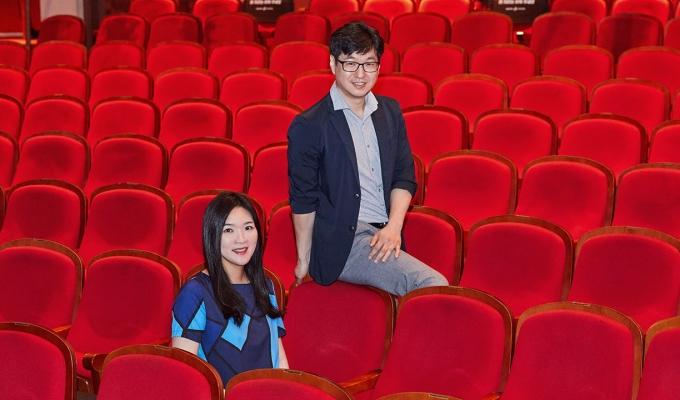 서울시합창단 가 올해는 '특별판'으로 찾아온다. 알토 김오수와 테너 정보람을 만나 비하인드 스토리를 들었다.