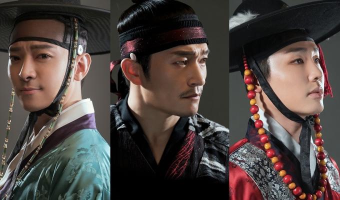'새로운 조선'을 꿈꾼 세 친구 이야기, 뮤지컬 . 그들은 어떤 시대를 살았기에 새로운 세상을 꿈꾼 걸까?